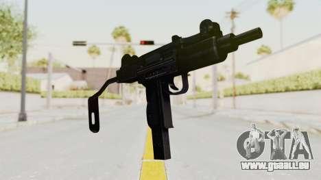 IMI Mini Uzi v1 für GTA San Andreas