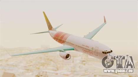 Boeing 737-8HG Air India Express für GTA San Andreas