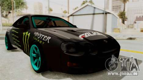 Toyota Celica GT Drift Monster Energy Falken pour GTA San Andreas