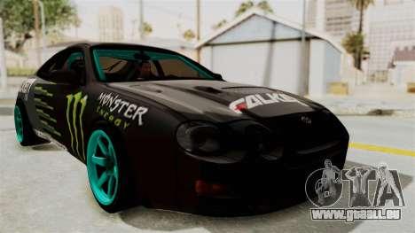 Toyota Celica GT Drift Monster Energy Falken für GTA San Andreas