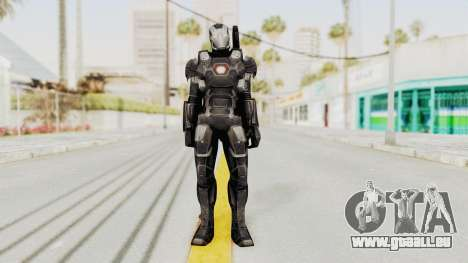 Marvel Future Fight - War Machine (Civil War) pour GTA San Andreas deuxième écran