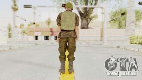 MGSV The Phantom Pain Soviet Union VH No Sleeve1 pour GTA San Andreas troisième écran