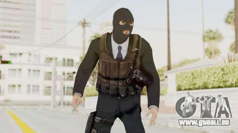 Bourne Conspirancy Euro Mercenary pour GTA San Andreas
