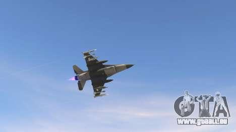 F-16C Block 52 pour GTA 5