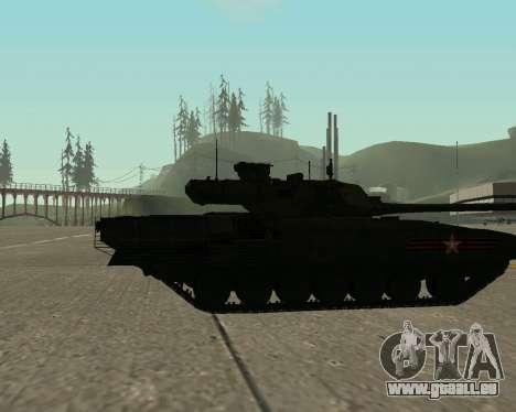 T-14 Armata für GTA San Andreas