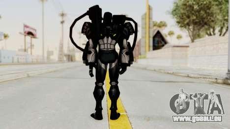 Marvel Future Fight - War Machine für GTA San Andreas dritten Screenshot