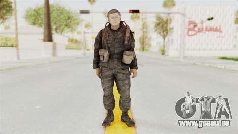 COD BO President John F. Kennedy Vietnam für GTA San Andreas zweiten Screenshot