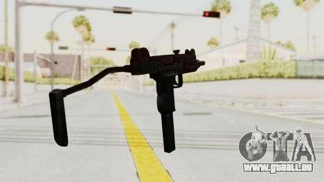 IMI Mini Uzi v2 pour GTA San Andreas deuxième écran