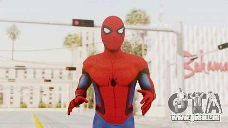 Marvel Heroes - Spider-Man (Civil War) pour GTA San Andreas