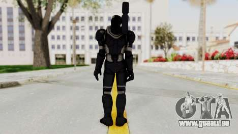 Marvel Heroes - War Machine (AOU) für GTA San Andreas dritten Screenshot