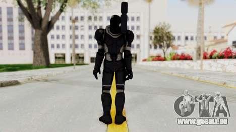 Marvel Heroes - War Machine (AOU) für GTA San Andreas dritten Screenshot
