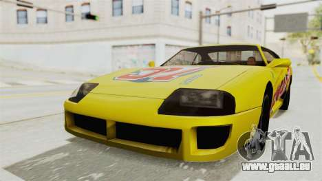 GTA 5 BuRGer Shot JeZter für GTA San Andreas rechten Ansicht