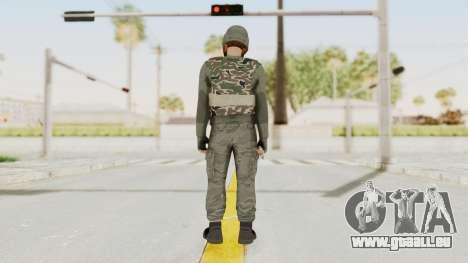 GTA 5 Online Skin (Last Team Standing) pour GTA San Andreas troisième écran
