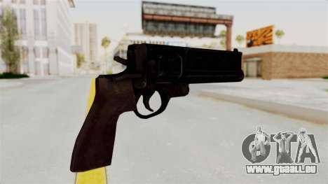 MGSV the Phantom Pain - Tornado-6 für GTA San Andreas dritten Screenshot