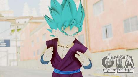 Dragon Ball Xenoverse Gohan Teen DBS SSGSS v1 pour GTA San Andreas