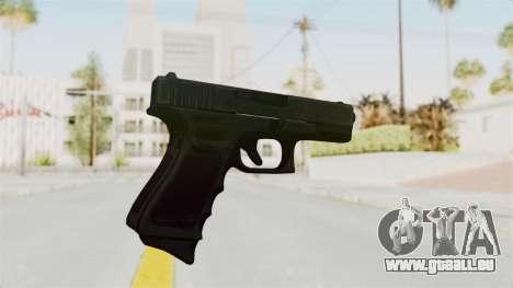 Glock 19 Gen4 für GTA San Andreas dritten Screenshot
