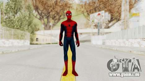 Marvel Future Fight - Spider-Man (Civil War) für GTA San Andreas zweiten Screenshot