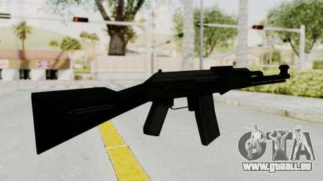 AK-74 SA Style pour GTA San Andreas troisième écran