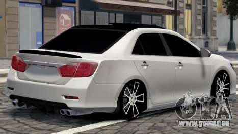 Toyota Camry Tuning V2 pour GTA 4 est une gauche