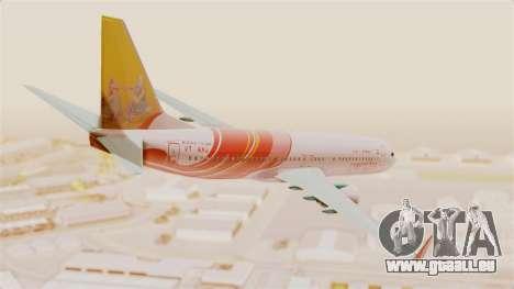 Boeing 737-8HG Air India Express pour GTA San Andreas laissé vue