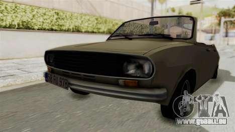 Renault 12 für GTA San Andreas rechten Ansicht