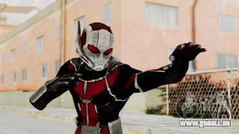 Captain America Civil War - Ant-Man pour GTA San Andreas
