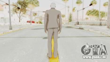 X-men: Apocalypse - Quicksilver pour GTA San Andreas troisième écran