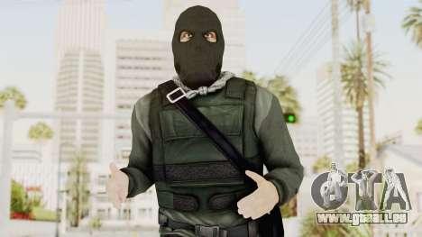 Battlefield 3 Bandit für GTA San Andreas
