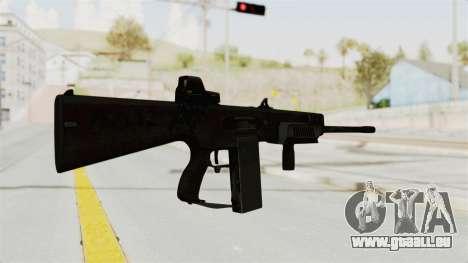 AA-12 Eotech Holo für GTA San Andreas zweiten Screenshot