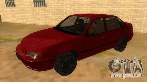 Daewoo Racer GTI pour GTA San Andreas
