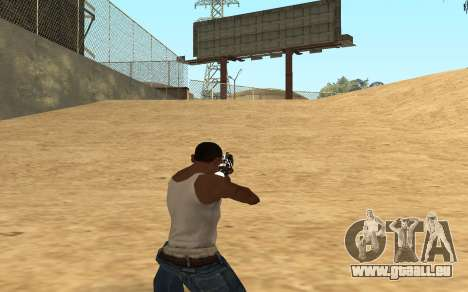 M4 Cyrex pour GTA San Andreas septième écran