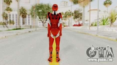 Marvel Heroes - Rescue für GTA San Andreas dritten Screenshot