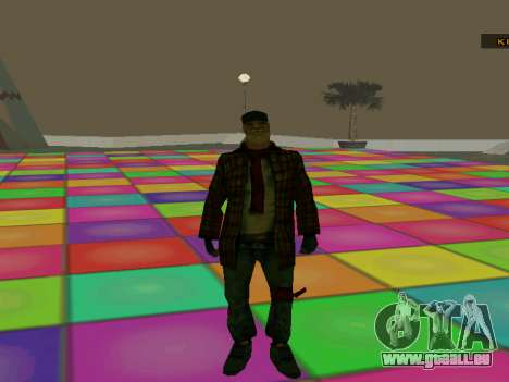 FPS Up Cleo FOG pour GTA San Andreas