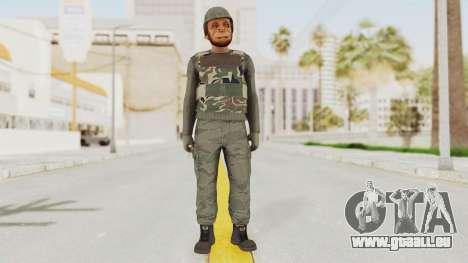 GTA 5 Online Skin (Last Team Standing) pour GTA San Andreas deuxième écran