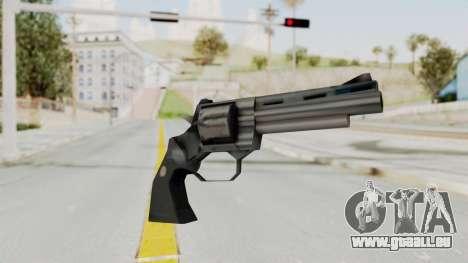 VC Python Pistol pour GTA San Andreas