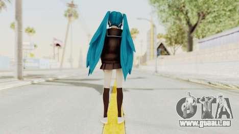 Project Diva F2nd - Hatsune Miku (Rolling Girl) für GTA San Andreas dritten Screenshot