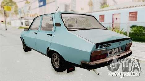 Dacia 1310 MLS 1989 pour GTA San Andreas laissé vue