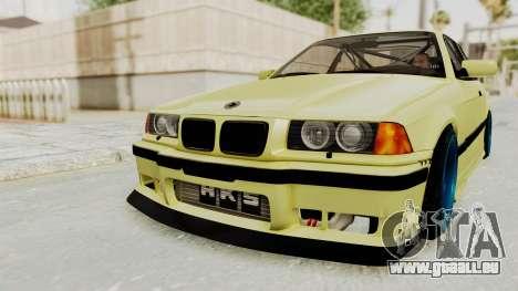 BMW M3 E36 Drift für GTA San Andreas rechten Ansicht