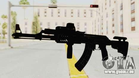 AK-47 Tactical für GTA San Andreas zweiten Screenshot