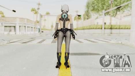 Dead Or Alive 5 LR Christie Tamiki Wakaki DLC v2 pour GTA San Andreas troisième écran