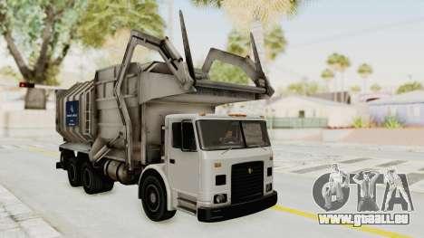 New Trashmaster pour GTA San Andreas