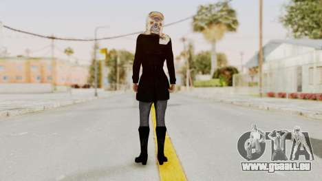 Iranian Girl Skin pour GTA San Andreas troisième écran