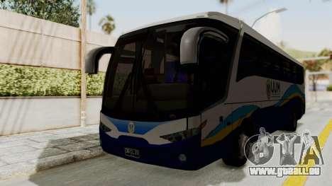Marcopolo UUM Bus pour GTA San Andreas