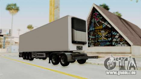 Volvo FM Euro 6 6x4 Tandem v1.0 Trailer für GTA San Andreas