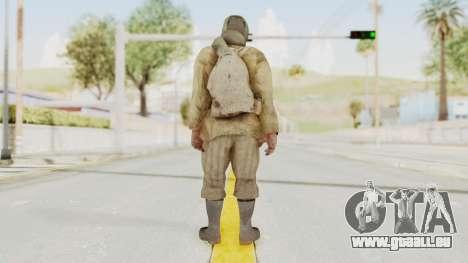 COD BO Nikholai für GTA San Andreas dritten Screenshot