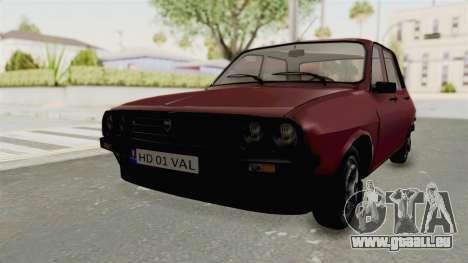 Dacia 1310 TX Realistica pour GTA San Andreas vue de droite