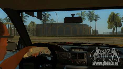 Ford Escort V2 für GTA San Andreas Innenansicht