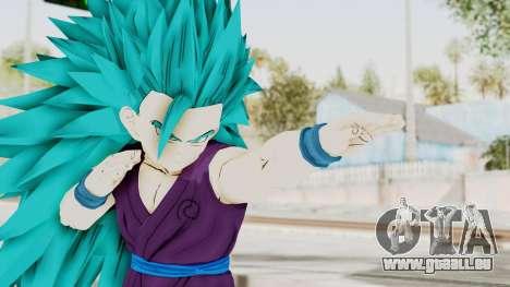 Dragon Ball Xenoverse Gohan Teen DBS SSGSS3 v1 für GTA San Andreas