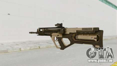 Integrated Munitions Rifle Desert pour GTA San Andreas deuxième écran
