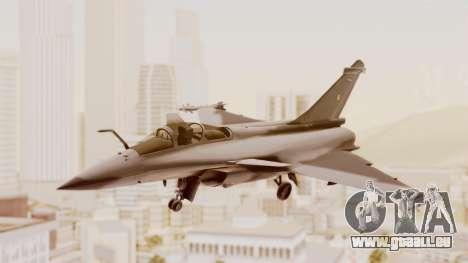 Dassault Rafale Indian Air Force für GTA San Andreas